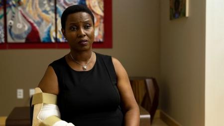 Martine Moise Describes Jovenel's Assasination on CNN