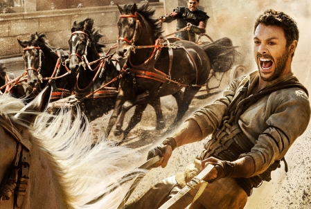 'Ben-Hur' Exclusive Clip: The Wild New Chariot Race