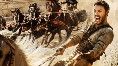 'Ben-Hur' Exclusive Clip: The Wild New Chariot Race