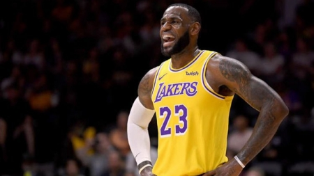 LeBron James explains why Lakers debut was 'good' despite Denver Nuggets defeat