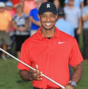 Nicklaus, Magic Johnson, McIlroy and Kane – Sports stars celebrate Tiger's Tour win