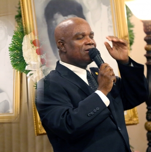 Funeral: The Mother of Haitian Gospel Artist Claude Aurelien in NY 6/1/2019