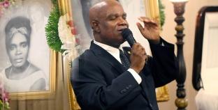 Funeral: The Mother of Haitian Gospel Artist Claude Aurelien in NY 6/1/2019
